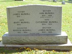James P McInhill