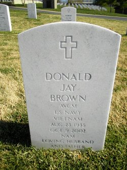 Donald Jay Brown
