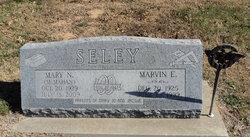 Mary N. <I>McMahan</I> Seley