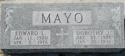 Pvt Edward L Mayo