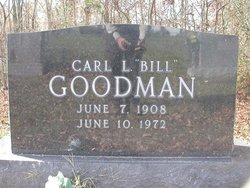 """Carl L """"Bill"""" Goodman"""