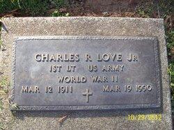 Charles R Love, Jr