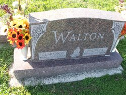 Clarence Elbert Walton