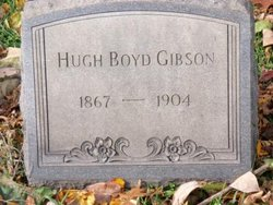 Hugh Boyd Gibson