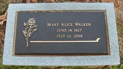 Mary Alice Walker