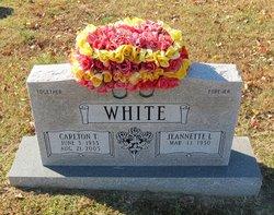Carlton T. White