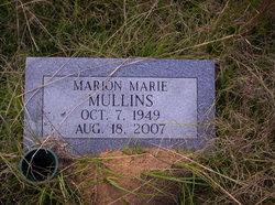 Marion Marie Mullins