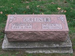 Thomas Edward Greiner