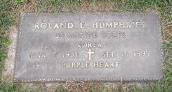 Roland Engle Humphries