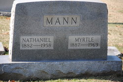 Myrtle <I>Stewart</I> Mann