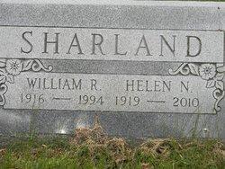 William R Sharland