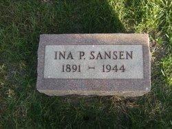 Ina P Sansen