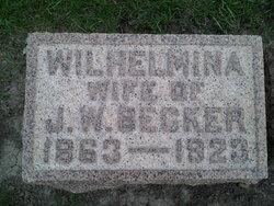 Wilhelmina Becker