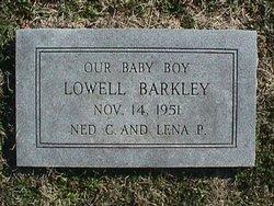 Lowell Allen Barkley