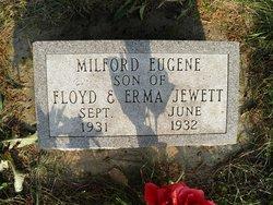 Milford Eugene Jewett