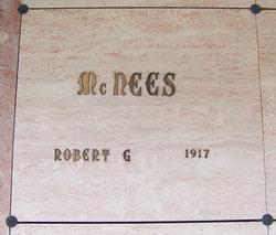 Robert G McNees