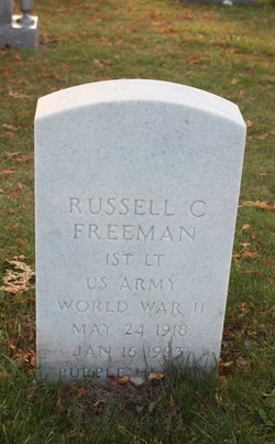 Russell Chester Freeman