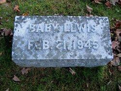Baby Boy Lewis