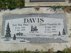 David Franklin Davis, III