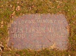 Jean Lawson Millar