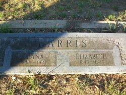 Elizabeth <I>Johnson</I> Harris