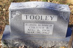 Chester B Tooley