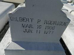 Gilbert P Rodrigue