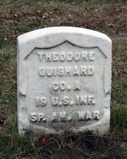 Theodore Guishard