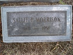 Sallie F. Morrison