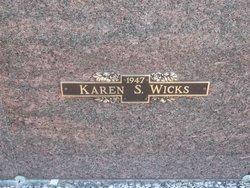 Karen S Wicks