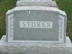 Sallie C <I>Smith</I> Stokes