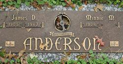 Minnie M. Anderson