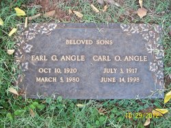 Carl O Angle