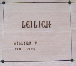 "LTC William V ""Bill"" Leilich"