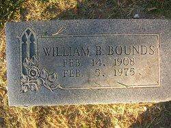 William B Bounds