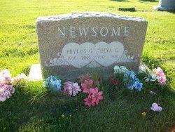 """Tolva Curtis """"Sam"""" Newsome"""