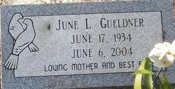 June L Gueldner