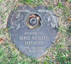 James Nicholas Alexander