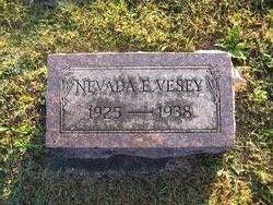 Nevada E. Vesey