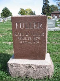 Kate W. <I>King</I> Fuller