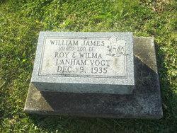 William James Vogt