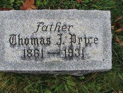 Thomas J Price