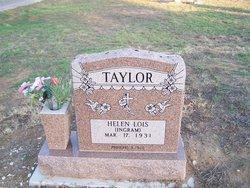 Helen Lois <I>Ingram</I> Taylor