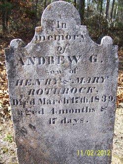Andrew G. Rothrock