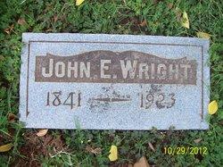 John E Wright