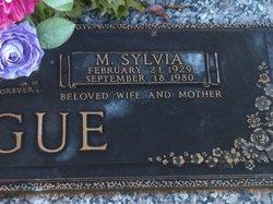 M. Sylvia Teague