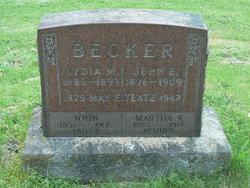 Martha S Becker