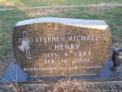 Stephen Michael Henry