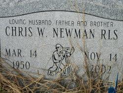 Chris W Newman