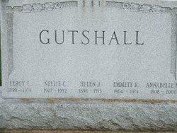 Emmett R Gutshall
